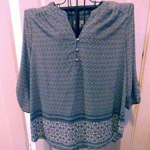 Kim Rogers blouse